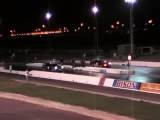 Skyline Camaro Wheelie Race Drag Wajdi The Top Jeddah Raceway Saudi Arabia