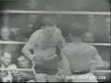 Sugar Ray Robinson Beats Jake LaMotta Fights Boxing Www.sweetfights.com