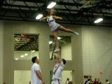 Sweet Cheer Stunts!!