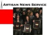 SLASH, RONNIE JAMES DIO AND TERRY BOZZIO HONORED BY HOLLYWOOD ROCKWALK