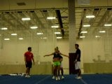 Sweet Cheer Stunts!