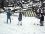 Skiing In Shimla!!