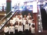 Thomas A.Edison School Chorus @ Barnes& Nobles, Skokie IL Dec 8th 07