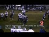 Top 20 Highlights Of Yorktown Vs Edison Football Playoffs 2007