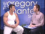The Gregory Mantell Show -- Fitness Model: Zeb Atlas