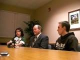 USU Press Conference 11 21 Re: Michael Starks Incident
