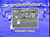 Victorian Lacrosse Grand Final Championship 2004 First Half