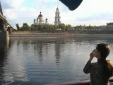 Volga-river Cruise. Part1