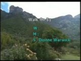 Walk On By - Karaoke Song Track - In The Style Of Dionne Warwick