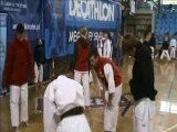 XIX Mistrzostwa Polski Juniorów Młodszych W Karate Tradycyjnym - Rozgrzewka