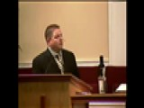 Characters Around The Cross - The Couple Around The Cross Sun AM Preaching - 4-3-2011 - Community Bible Baptist Church 2of2