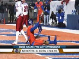 Boise St. Pro Day Report
