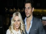 Mollie King Meets David Gandy's Parents
