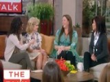 The Talk - Camryn Manheim's Kathy Bates Story - Season 1 - Episode 87