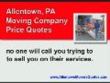 Allentown Movers Quotes From Top Allentown, PA Moving Companies