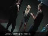 Ashley Tisdale - Music Video Shoot Part 1