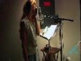 Ashley Tisdale - In The Studio Part 1
