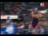 Carmelo Anthony Mix Riotmaker Denver Nuggets All Star Dunk Alley Opp Allen Iverson-NBA Basketball