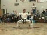 Goju Ryu Karate Do - Okinawan Meibukan - Kata Tenchi
