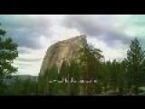 Hiking Half Dome, Yosemite, California