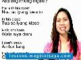 Learn Cebuano - Filipina Teaching Cebuano 6