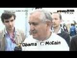 Obama McCain Le Pronostic De Jean-Pierre Raffarin