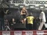 Sabrina Sato Na Quadra Da Gaviões