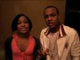 Tiffany Evans And Bow Wow - I&#39 M Grown Music Video Set