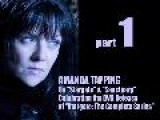 VFK Interview - Amanda Tapping Part 1
