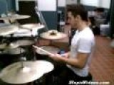 Juggling Drummer